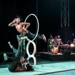 Terya Circus au Zomer festival d'Anvers